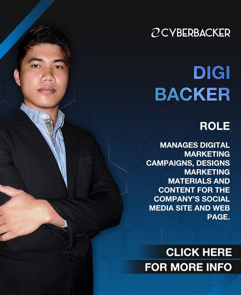 Digi backer Johannes Gillera2 - Virtual Assistant Services in United States