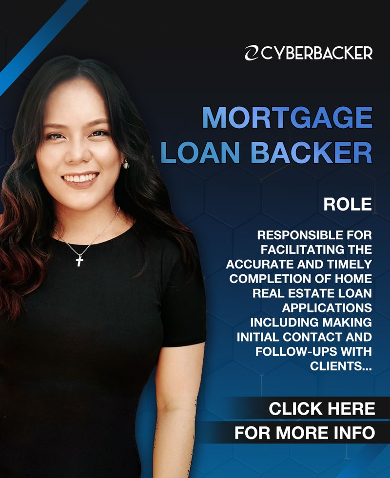 Mortgage Loan Backer Fray3 - Virtual Assistant Services in United States