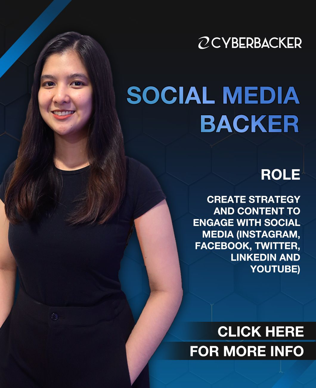 Social Media Backer 3 - Virtual Assistant Services in United States
