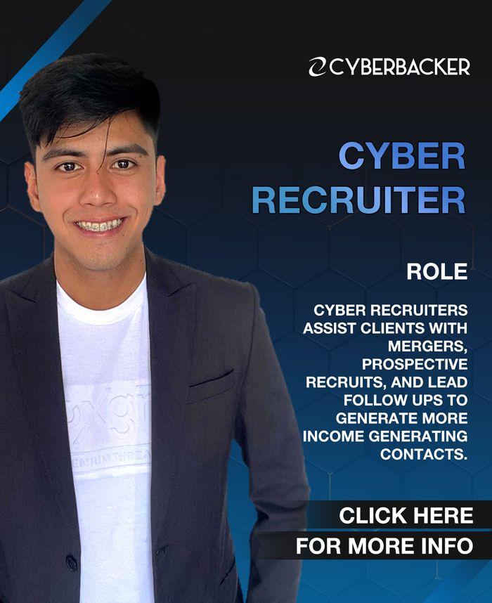 Cyber-Recruiter