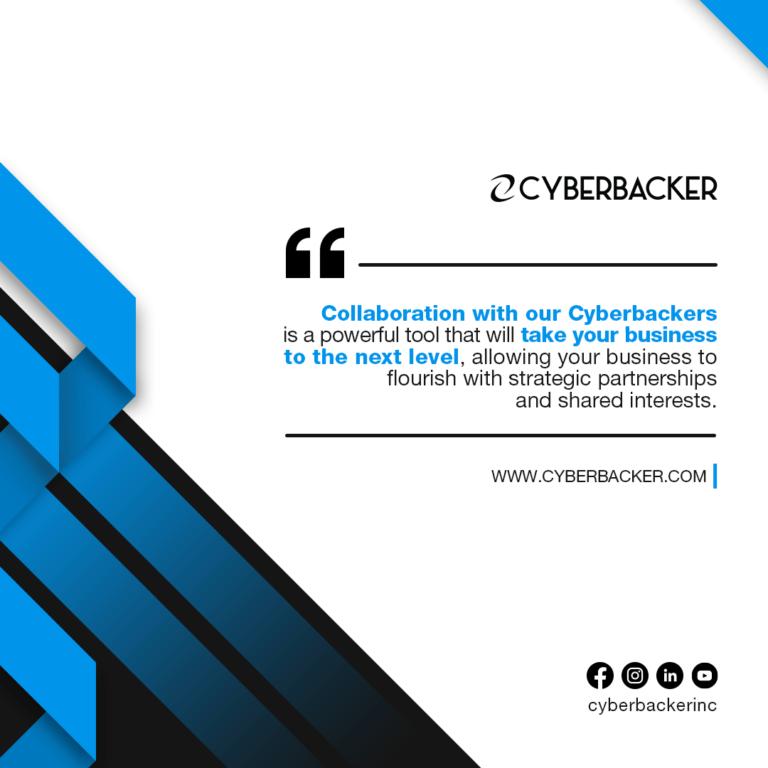 cyberbacker takeaways