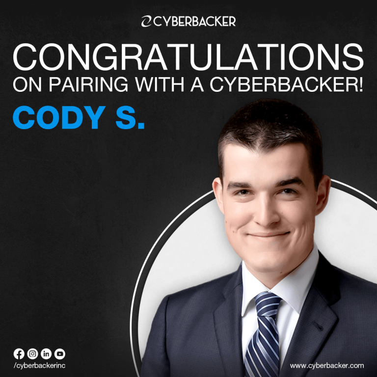 Congratulations on Pairing with a Cyberbacker | Cyberbacker, Virtual Assistant