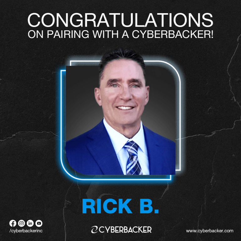Congratulations on Pairing with a CyberbackerCyberbacker, Best Virtual Assistant Company in United States of America, Virtual Assistant Canada, VA Canada