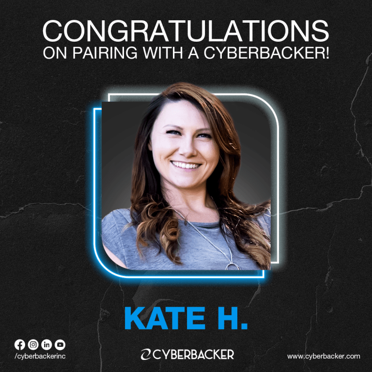 Congratulations on Pairing with a Cyberbacker,Best Virtual Assistant Company in United States of America, Virtual Assistant Canada, VA Canada
