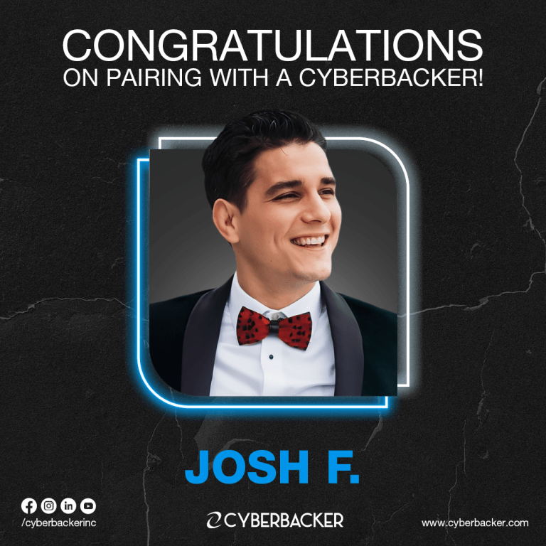 Congratulations on Pairing with a Cyberbacker, Best Virtual Assistant Company in United States of America, Virtual Assistant Canada, VA Canada