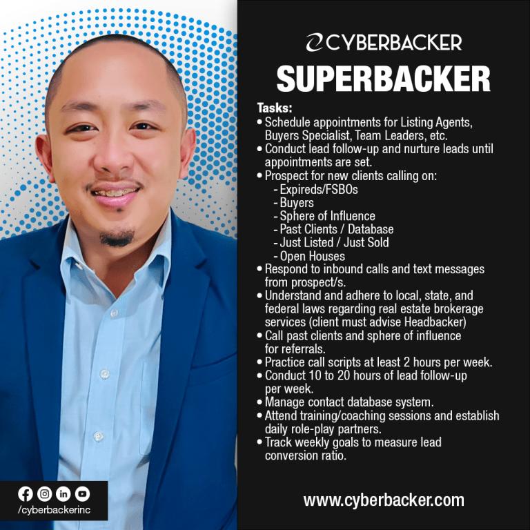 Cyberbacker Services - Super Backer,virtual assistant in United States of America, Virtual Assistant Canada, VA Canada