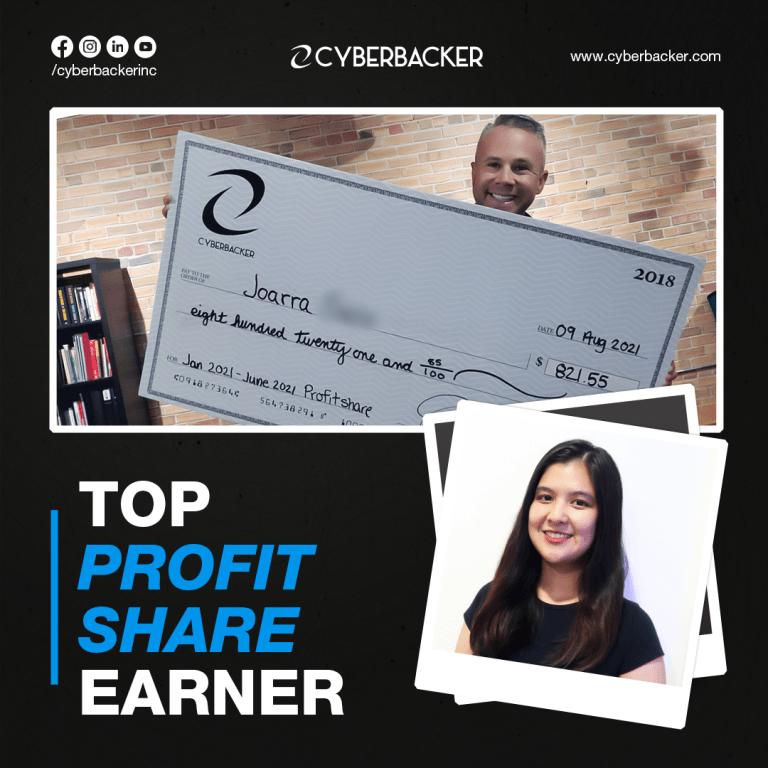 Top Profit Share Earner
