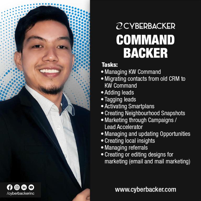 Cyberbacker Services - Command Backer