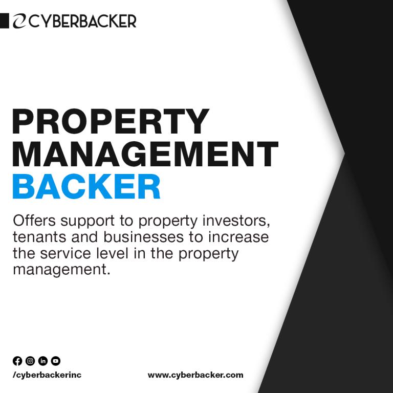 Cyberbacker Services - Property Management Backer