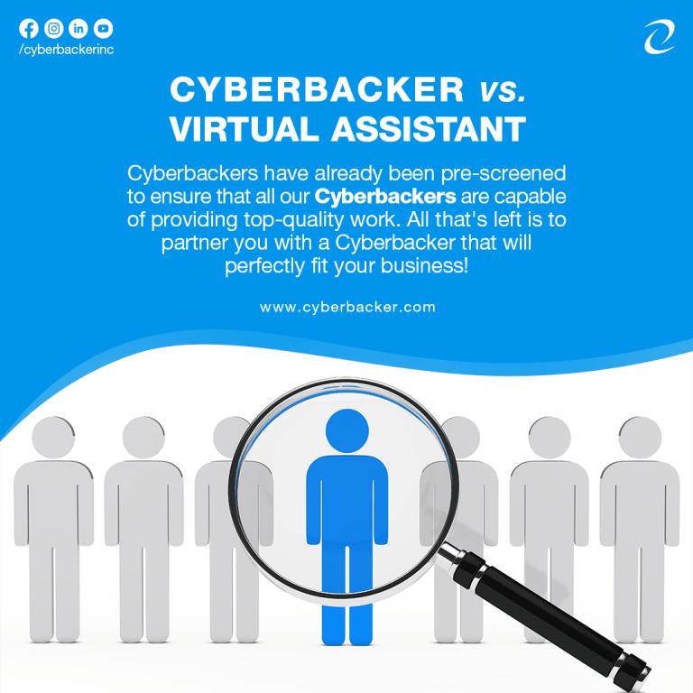Cyberbacker VS. Virtual Assistant